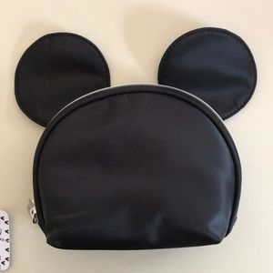 Disney Mickey ears cosmetic bag